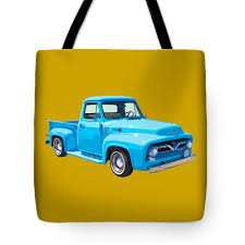 1955 Ford F100 Blue Pickup Truck Canvas Tote Bag For Sale By Keith ... 1955 Ford Pick Up Street Rod Youtube Panel Truck Hot Network Pickup Stock Photos Mikes Musclecars On Twitter F100 Pick Up For Sale 312ci Resto Mod F1201 Louisville 2016 Hits All The Right Nostalgic Notes Fordtruckscom Ford 27500 Pclick Custom W 460 Racing Engine 2107189 Hemmings Motor News