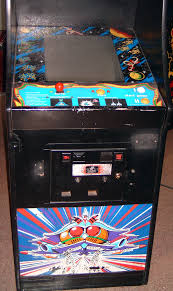 Galaga Arcade Cabinet Kit by Pinball Medic Coin Op Galaga Arcade Video Game For Sale