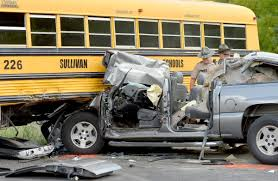 One Injured In Truck, School Bus Crash | News | Heraldcourier.com Who Is Liable For A Commercial Truck Accident Leavitt Yamane And Two Trucks Three Cars Collide N3 Ashburton North Carolina Tractor Trailer Accident Lawyerthe Paynter Law Firm Heavy Highway Traffic After At Springwood Blue Mountains Video Shows Truck Driver On Phone Before Fatal Crash Wcco Cbs Garbage On 45th Street Today 9615 Truc Flickr I69 Reopens Crash Of Two Semitrucks Local News Update I80 West Sacramento The Bee Section Princess Anne Road In Virginia Beach Reopened This 1 Adult Child Dead School Busdump 26 Killed India Road Daily Star Wind Turbine Blade Slices Into Semitruck In Crazy Autobahn