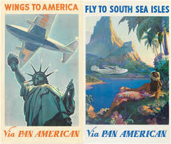 Pan Am Posters By Paul George Lawler 1940 C Callisto Publishers