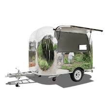 100 Pictures Of Airstream Trailers Ukung New Design With Customized Length Mobile Ice Cream Food With High Efficiency Heat Insulation Buy High Quality