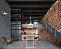 100 Loft Sf An Old Brewery In Prague Becomes An Industrial Design