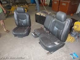 100 Pickup Truck Seats Chevrolet Vinyl Pickup Truck Front Seats Item BG9598 SOL