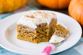 Healthy Pumpkin Desserts For Thanksgiving by Healthy Pumpkin Spice Cake Healthy Ideas For Kids