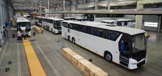 Scania Starts Bus Production In India | Scania Group