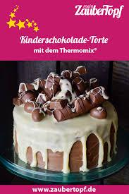 traum aller die drip cake kinderschokolade torte