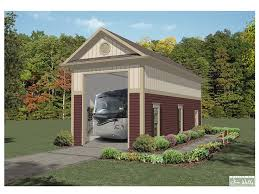 Innovative Garage For Rv By Home Plans Modern Living Room Decorating Ideas