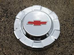 100 63 Chevy Truck 62 C10 Original Hubcaps The 1947 Present Chevrolet GMC