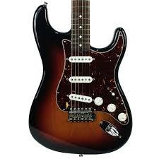 2007 Fender Artist Series John Mayer Stratocaster Electric Guitar Sunburst Finish