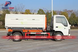 100 Garbage Truck Manufacturers New Style Japan Hooklift Refuse Collection Isuzu Sewer