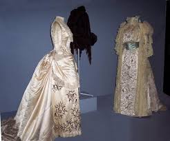 Evening Dress By Charles Frederick Worth 1826 95 An Outdoor Garment That