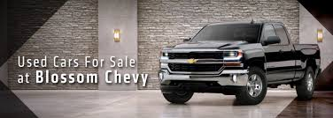 Used Cars Indianapolis | Blossom Chevrolet Dealer