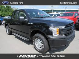 2018 New Ford F-150 XL 4WD SuperCab 6.5' Box At Landers Serving ...