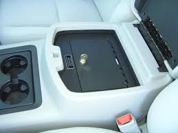 100 Truck Console Safe Do You Keep A Gun In Your Truck Page 3 TigerDroppingscom