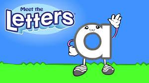 Meet The Letters FREE Preschool Prep Company YouTube
