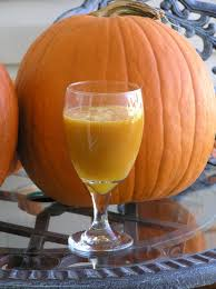 Pumpkin Juice Harry Potter Recipe by Cooking Bluebutterfliesandme
