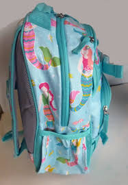 New Pottery Barn Kids Mackenzie Aqua Blue Mermaid Durable Small ... All About The Mackenzie Bpack Collection Pottery Barn Kids Navy Rhino Bpacks Shark 57917 Lavender Kitty Large Smartlydesigned For School Nwt Small Bpack Rainbow Balloons Back To With Review Youtube Kidsmackenzie Cool Dogs Aqualarge Choose Comfy And Stylish Navy Happy Horses Multicolour Heart Lunch Bag Girls Ballerina Glitter Small Bpackclassic