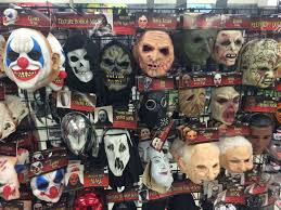 Spirit Halloween Animatronic Mask by Halloween Store Haunts Former Fabric Shop Local News