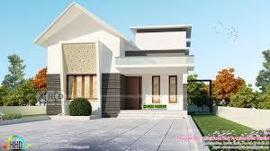 100 Villa House Design 2 Bedroom Small Low Cost Villa Plan Kerala Home Design And