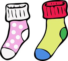 Same socks clipart