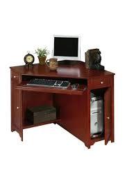 desk image of small computer corner desk small black computer