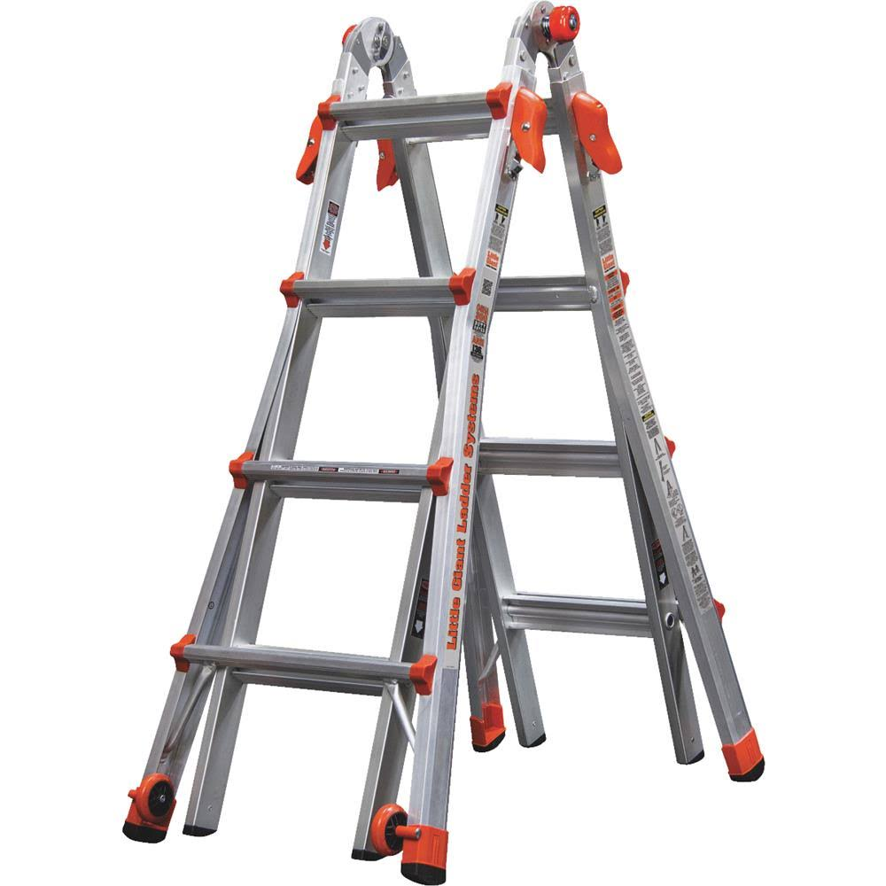Little Giant 17' Articulating Ladder