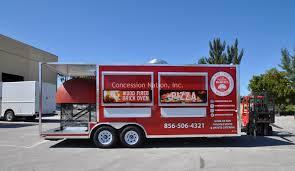 Pizza Food Trucks | Pizza Concession Trailers | Mobile Brick Ovens