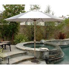 Sears Outdoor Umbrella Stands by Patio Giant Patio Umbrella Captivating Cream Octagon Modern