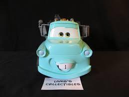100 Kidds Trucks Disney Blue Tow Mater Talking Truck 4 Buttons 12 Phrases Pixar Cars