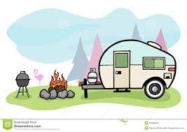 Camper Stock Illustrations 4753 Vectors Clipart