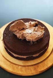 1 Bowl Vegan Chocolate Cake minimalistbaker minimalistbaker