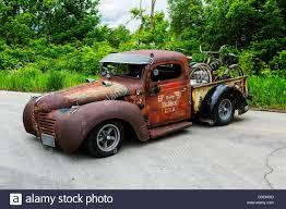1937 Dodge Rat Rod Pickup Truck Stock Photo: 105429645 - Alamy 1937 Dodge Rat Rod Pickup Truck Stock Photo 105429628 Alamy Humpback Wagon Panel 12 Ton For Sale Classiccarscom Cc967178 Pick Up Style Classiccars Chevy Pickup Truck Hot Rod Rat Unique Projects The Hamb M37 Military Dodges Dodge Rat Rod Truck Hard Working Past Delivery Van Pinterest Welcome To Mk Picture Cars