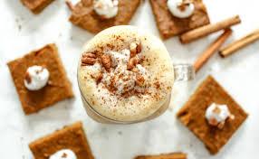 Pumpkin Spice Frappuccino Gluten Free healthy pumpkin spice latte heavenlynn healthy