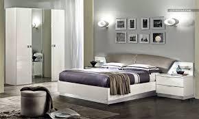 schlafzimmer onda weiß hochglanz