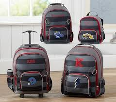 Pottery Barn Kids Boy Backpacks Photo