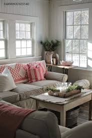 Red Living Room Ideas Pinterest by 445 Best Cottage Living Rooms Images On Pinterest Cottage Living
