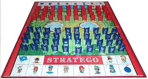Stratego Is Board Game Thats Part Battleship Checkers Best Known As The Fox Maulder Was Playing When His Sister Abducted By Aliens