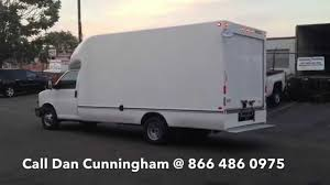 100 Cube Trucks For Sale 2015 GMC Savana 16 Box Truck Van For In NY Near CT PA