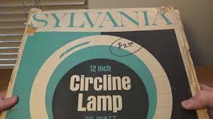 sylvania 32watt circline fluorescent light bulb