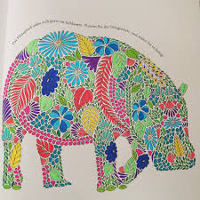 Tropical World Coloring Book Ideas