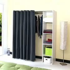 rideaux pour placard de chambre rideau pour dressing stupacfiant rideaux pour dressing tringle
