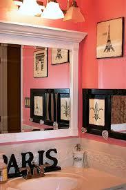 Paris Themed Bathroom Rugs by Stylish Ideas Paris Bathroom Decor Best 25 Paris Ideas On