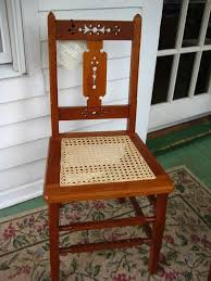 Recaning A Chair Back by Back Porch Chair Caning Chair Caning Experts In Michigan