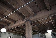 Ceiling Joist Spacing Uk by Joist Wikipedia