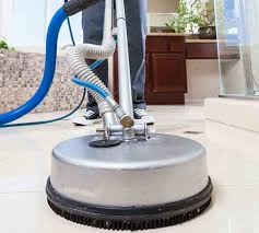 tile cleaning buying a machine vs hiring a professional in
