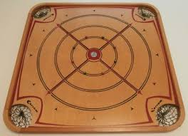 Paid Just 3 For This Vintage 166 Carrom Board With Crokinole Option At The Cat Society Thrift Shop