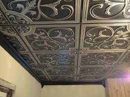 Styrofoam Ceiling Tiles 24x24 by Decorative Plastic Ceiling Tiles Gen4congress Com