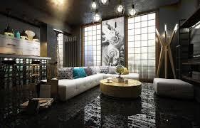 canape loft taupe ladaire design canapé d angle blanc neige table basse en métal