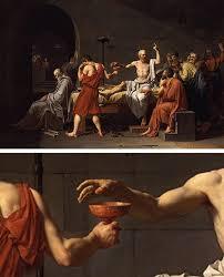 Jacques Louis David Lines And Colors