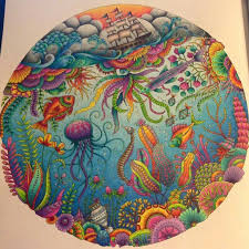 Lost Ocean Coloring Best Book